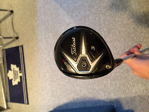 Left Handed Titleist 915 3-wood