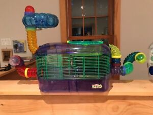 2 Cages for a Hamster or Mice