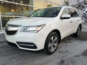 Acura MDX Premium Package 2014