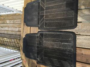 Heavy duty car mats