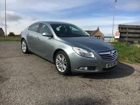2011 61 Vauxhall Insignia Exclusiv 2.0CDTi 16v ( 160ps ) ecoFLEX (full leather)