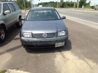 2004 Jetta 1.8t chipped lowered intake blow off valve