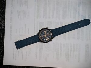 Montre Citizen Blue Angels World Chronograph A-T neuve Québec City Québec image 1