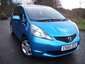 2011 60 HONDA JAZZ 1.3 I-VTEC ES 5D 98 BHP ** SUPERB THROUGHOUT **