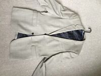 Top Man Grey Blazer size 40