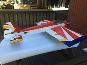 RC Nitro 46 U Can do 4 D Plane.