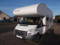 Euramobil Profila 660 4 Berth Motorhome Rear Fixed Bed Air Con Reverse Camera