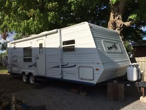 Travel trailer 27' 2003 Belleville Belleville Area image 1