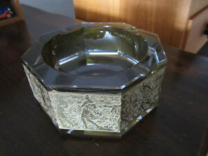 Glass Ashtray - new price