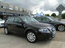 2006 (06) AUDI A3 1.6 SPORTBACK 5 Doors Special Edition Low Mileage FSH
