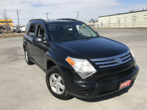 2007 Suzuki XL7,  Low km, 7 Pass, Auto,  3/Ywarranty available