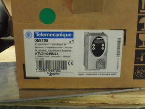 Telemecanique Variable Frequency Drive ATV31H055M3X