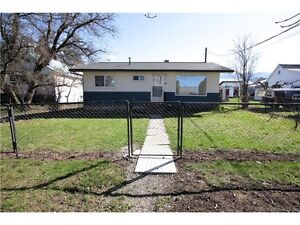 Affordable little home centrally located in beautiful Creston!