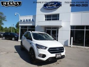 2018 Ford Escape SE  Sport