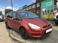 2006 FORD S-MAX 1.8 TDCi ( 125ps ) ZETEC 7 SEATER ( CHEAP PART EX TO CLEAR )