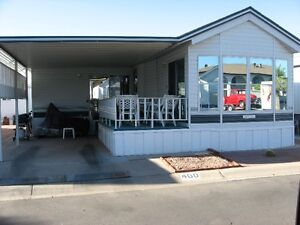 Park Model with Land in Apache Junction and Az Room now $52k