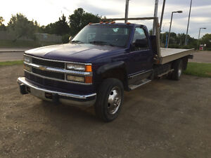 1992 chev 3500 HD rollback towtruck