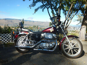 Harley Sporster for SALE !