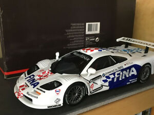 UT Models 1/18 Mclaren F1 GTR BMW Long Tail Diecast