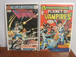 1st appearance Atlas comic books