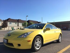 Toyota Celica 2002 mint condition
