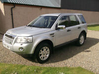 Land Rover Freelander 2 2.2Td4 2007 XS. STORRY 4X4