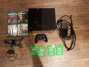 500 gig XBOX ONE FOR SALE!