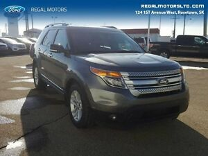 2014 Ford Explorer XLT  - Bluetooth -  SYNC - $175.87 B/W