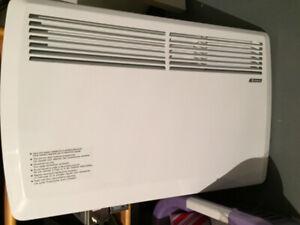 Garrison 1500W Convection Heater