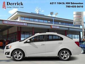 2014 Chevrolet Sonic LT   - $77.37 B/W