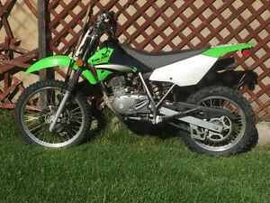 2005 Kawasaki klx125