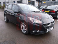 2015 Vauxhall Corsa SE Ecoflex 1.4 DAMAGED REPAIRABLE SALVAGE