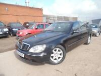 MERCEDES-BENZ S320 3.2 PETROL AUTO FULLY LOADED