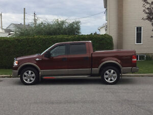 2006 Ford F150 SuperCrew Camionnette