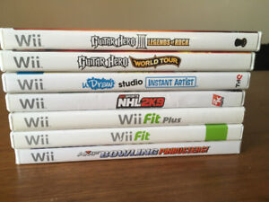 Wii Games - Accepting offers per game
