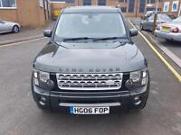 Land Rover Discovery 3 2.7TD V6 auto 2006MY SE Discovery 4 upgrades