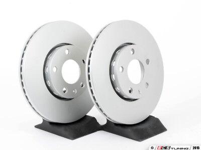 Meyle - Front Brake Rotors - Pair (288x25) - 8E0615301QKT2