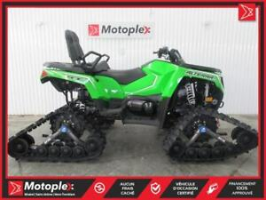 2017 Arctic Cat Alterra TRV 700 XT EPS DEMO !  50$/SEMAINE