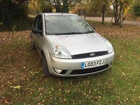 Ford Fiesta 1.4 ( a/c ) 2003 Zetec, FSH