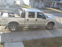Stolen 2007 Ford F350