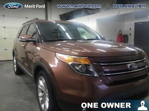 2011 Ford Explorer Limited  - local - trade-in - sk tax paid - n