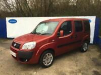 2008 Fiat Doblo 1.3JTD Multijet Family 7 Seater Diesel