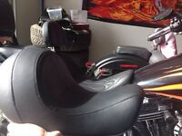 HD super reduced seat for Dyna
