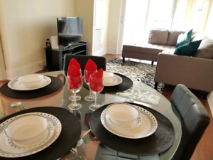1 , 2 and 3 BEDROOM FURNISHED APARTMENTS @SQ-1 MALL MISSISSAUGA