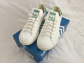 BNIB Adidas Stan Smith primeknit (size 8)