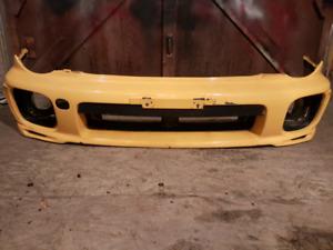 Bumper wrx bugeye wagon