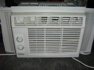 2 x 5000 Btu Air conditioners for 100.00 each
