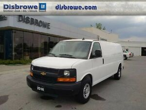 2016 Chevrolet Express Cargo Van   - Certified - $142.73 B/W London Ontario image 1