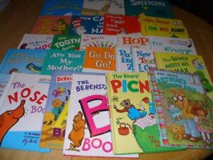 30  READ ALOUD Dr. Seuss and I Can Read Books: Great Titles