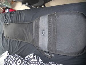 Fender soft shell case for electric guitar like new
